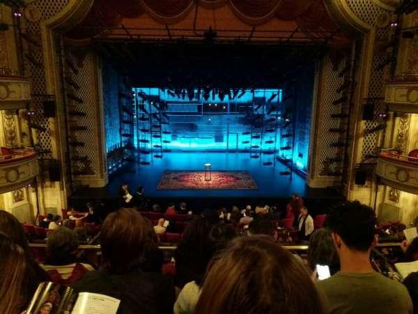 Cort Theatre, Abschnitt: Mezzanine C, Reihe: D, Platz: 106