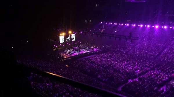 Bridgestone Arena, Abschnitt: 328, Reihe: A, Platz: 9