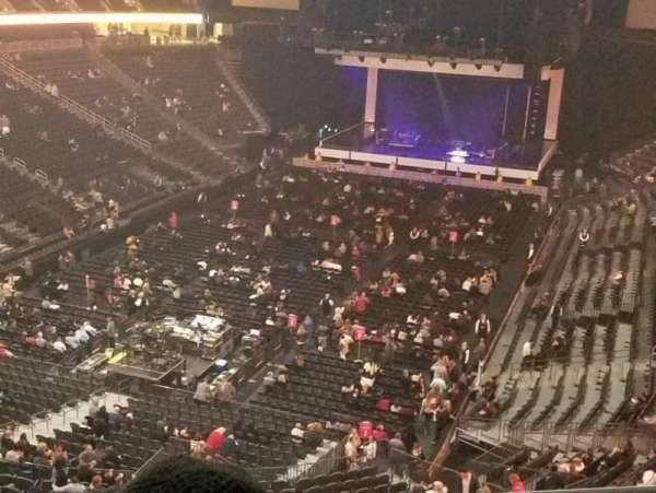 T-Mobile Arena, Abschnitt: 209, Reihe: B, Platz: 15