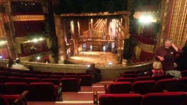 CIBC Theatre, Abschnitt: Mezzanine R, Reihe: G, Platz: 2