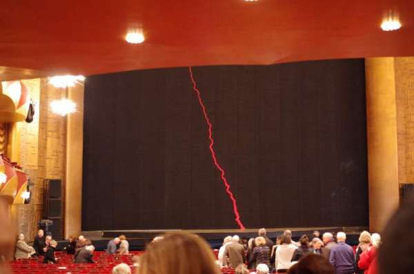 Metropolitan Opera House - Lincoln Center, Abschnitt: Orchestra, Reihe: CC, Platz: 23