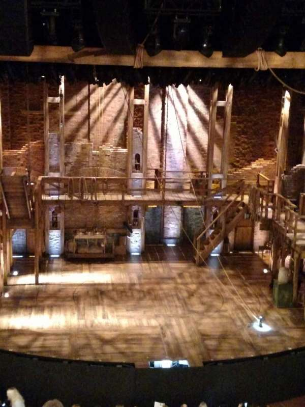 CIBC Theatre, Abschnitt: Mezzanine LC, Reihe: F, Platz: 307 and 309
