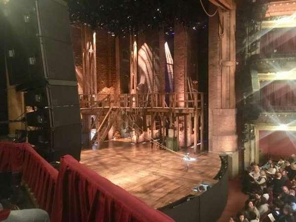 CIBC Theatre, Abschnitt: DCRBX3, Reihe: BX3, Platz: 5 and 7
