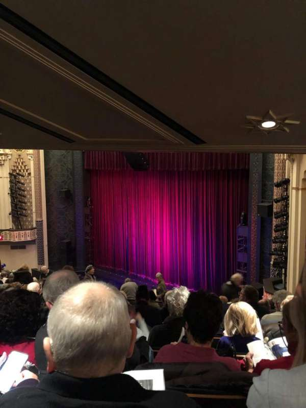 New York City Center, Abschnitt: MEZZ, Reihe: G, Platz: 26