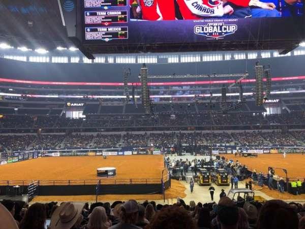 AT&T Stadium, Abschnitt: C136, Reihe: 19, Platz: 13