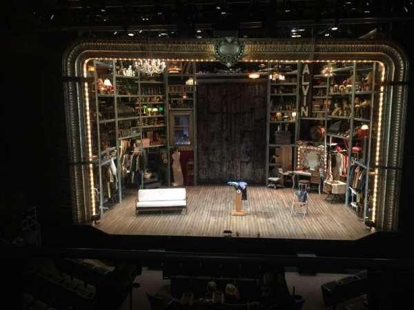 Laura Pels Theatre, Abschnitt: Mezzanine Prime, Reihe: BB, Platz: 107