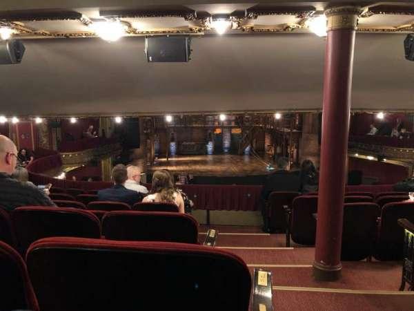 CIBC Theatre, Abschnitt: DCRC, Reihe: G, Platz: 221