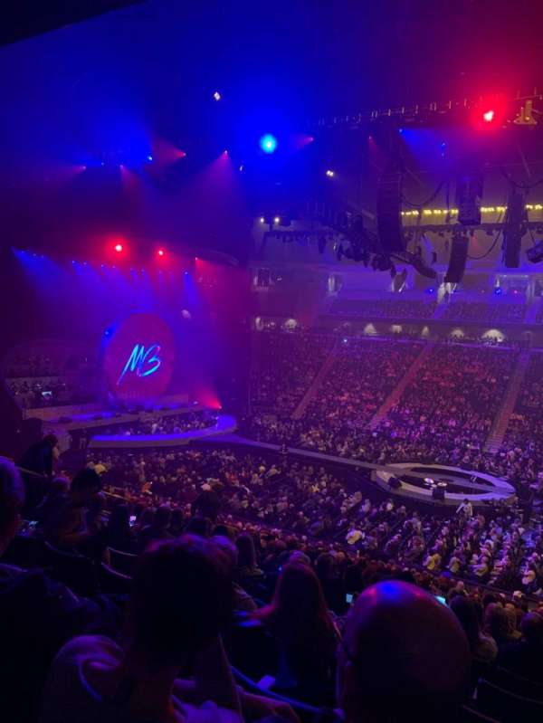 Infinite Energy Arena, Abschnitt: 118, Reihe: Y, Platz: 7