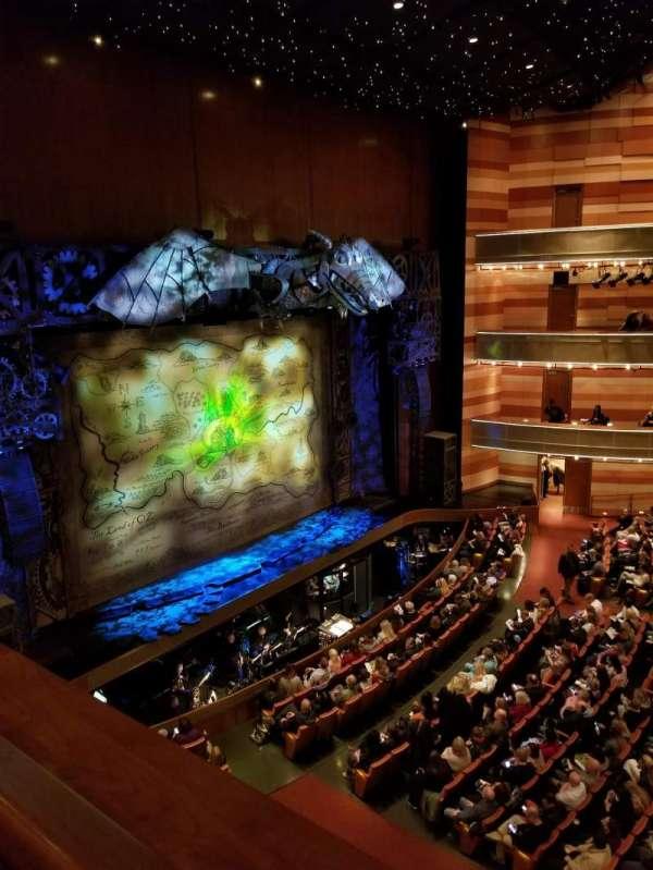 Eccles Theater, Abschnitt: Box K, Platz: 4
