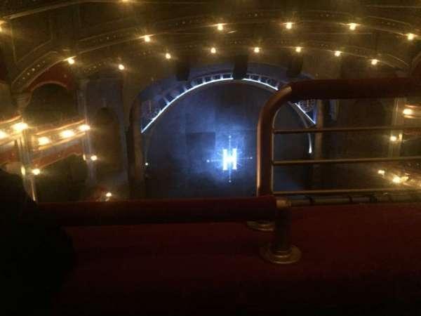 Lyric Theatre, Abschnitt: Balcony L, Reihe: A, Platz: 1