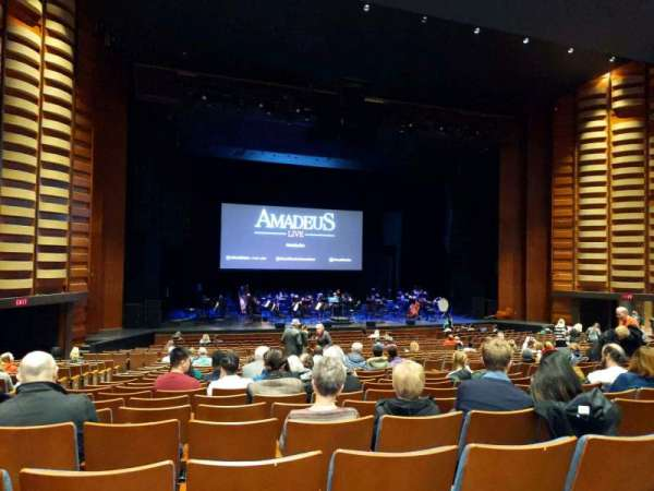 Sony Centre for the Performing Arts, Abschnitt: orch, Reihe: V, Platz: 24