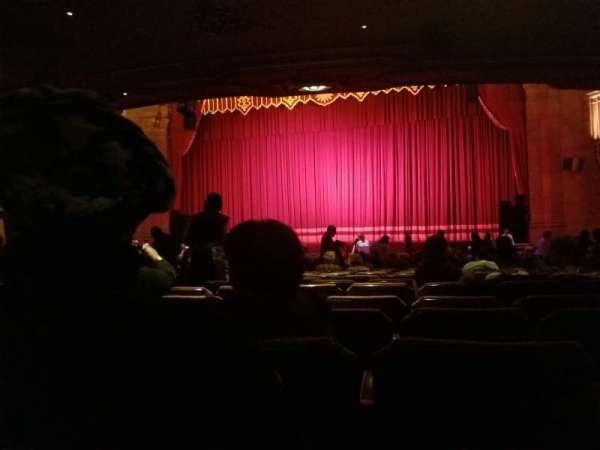 Fox Theatre (Atlanta), Abschnitt: OrchrC, Reihe: EE, Platz: 60