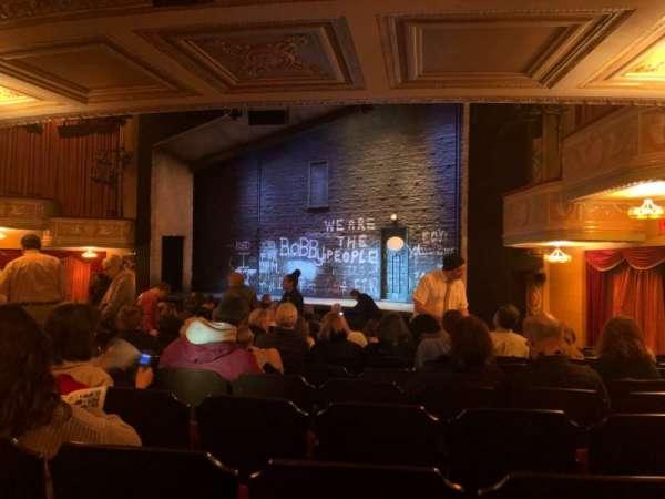 Bernard B. Jacobs Theatre, Abschnitt: Orch House R, Reihe: P, Platz: 22
