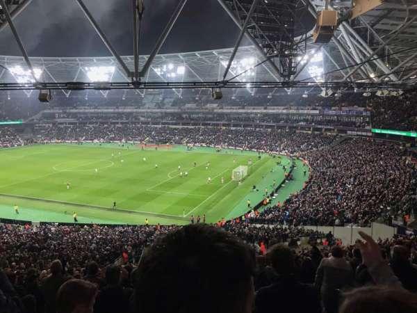 London Stadium, Abschnitt: 242, Reihe: 50