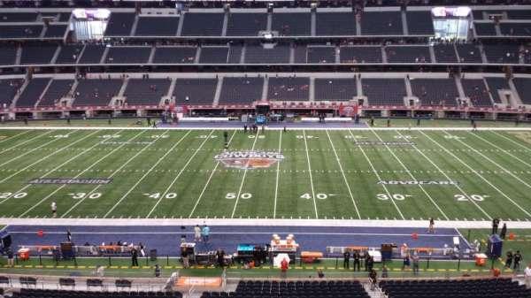 AT&T Stadium, Abschnitt: C335, Reihe: 2, Platz: 12