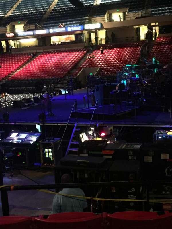 Legacy Arena, Abschnitt: 28L, Reihe: J, Platz: 3