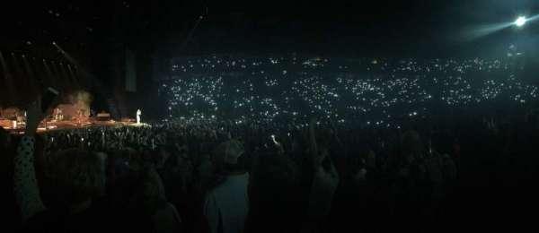 Bridgestone Arena, Abschnitt: 116, Reihe: FF