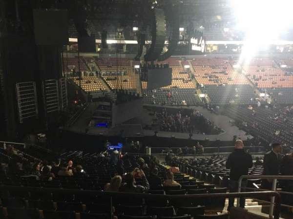 Scotiabank Arena, Abschnitt: 110, Reihe: 26, Platz: 3
