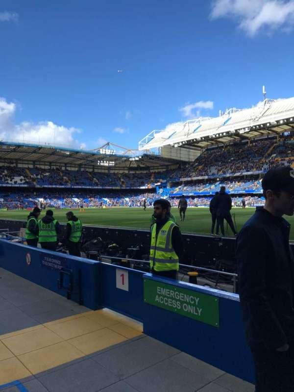 Stamford Bridge, Abschnitt: WL1, Reihe: 1, Platz: 146