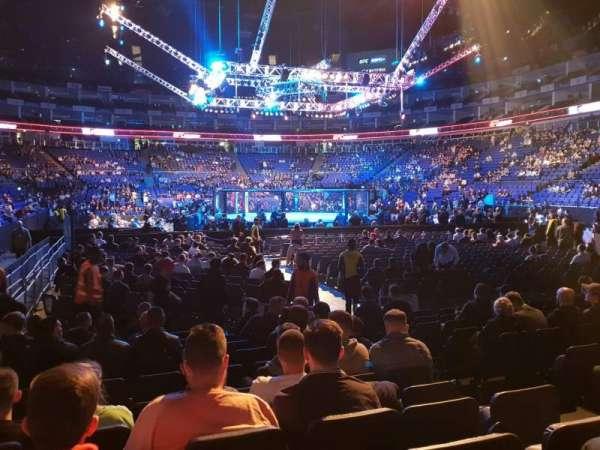 The O2 Arena, Abschnitt: 115, Reihe: C, Platz: 452
