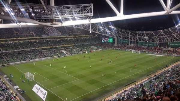 Aviva Stadium, Abschnitt: 510