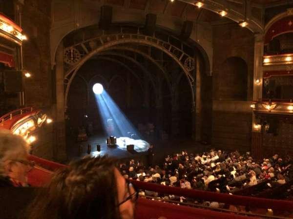Lyric Theatre, Abschnitt: Dress Circle L, Reihe: B, Platz: 9
