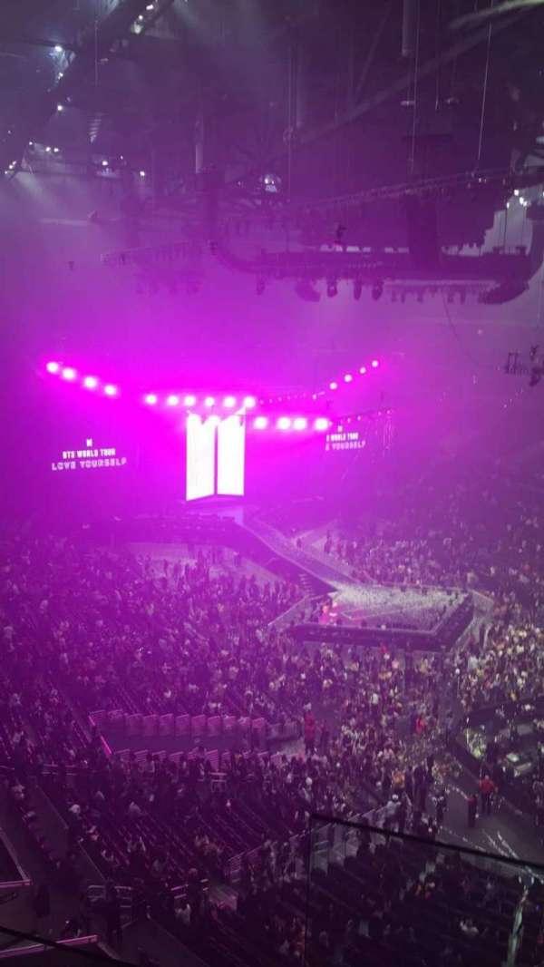 Staples Center, Abschnitt: 313, Reihe: 8, Platz: 11 and 12