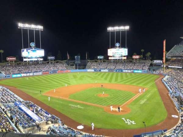 Dodger Stadium, Abschnitt: 5RS, Reihe: A, Platz: 5