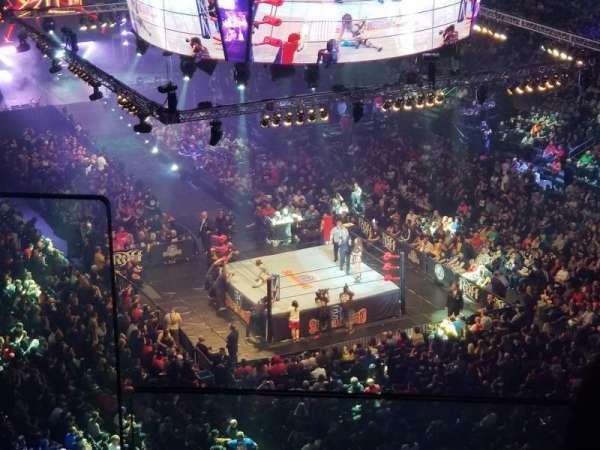 Madison Square Garden, Abschnitt: 302, Reihe: BS3, Platz: 12