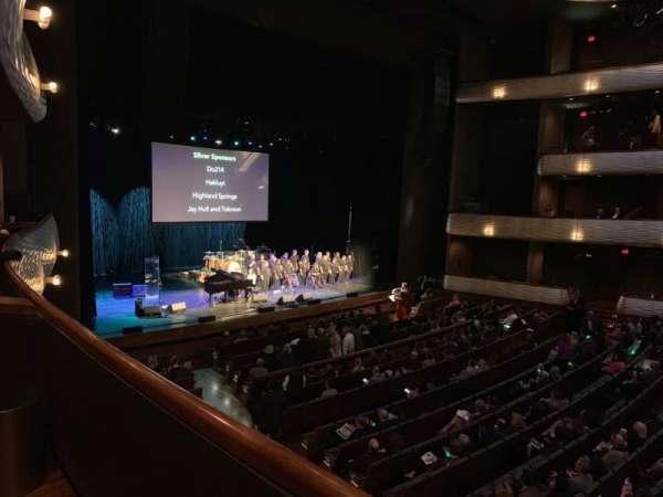 Winspear Opera House, Abschnitt: Box D, Platz: 4
