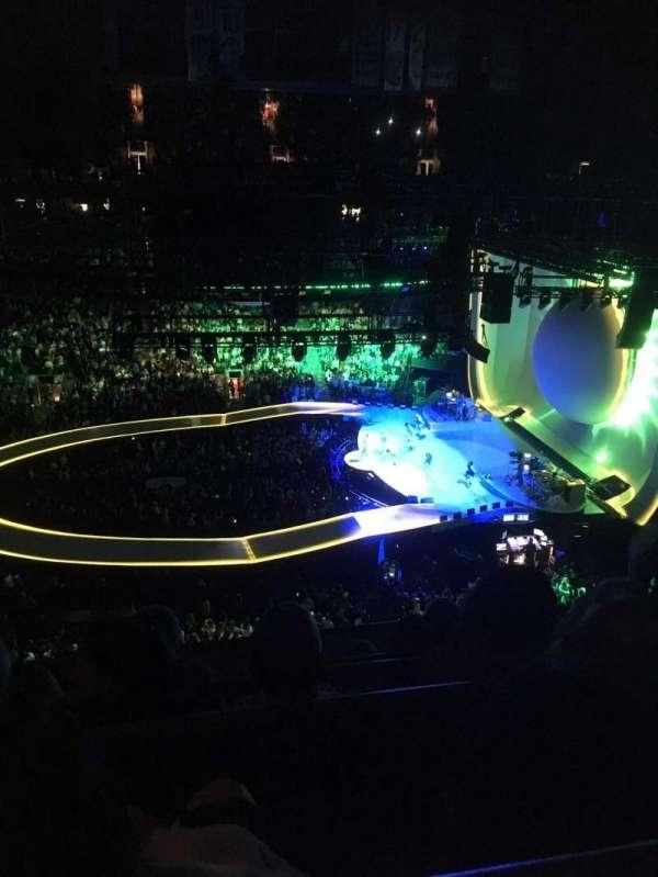 Scotiabank Arena, Abschnitt: 320, Reihe: 5, Platz: 18