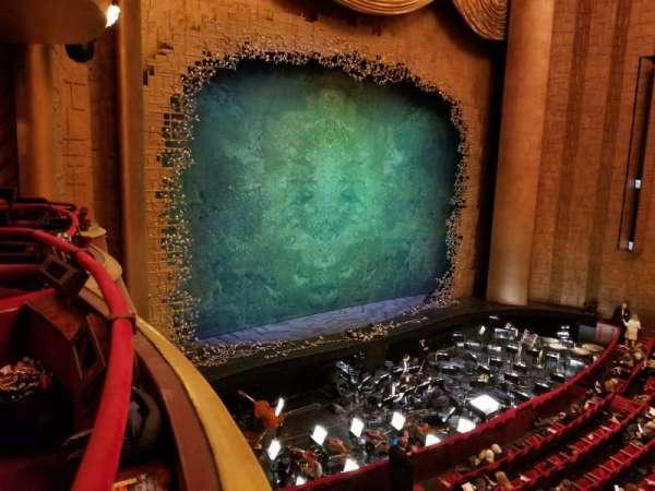 Metropolitan Opera House - Lincoln Center, Abschnitt: Grand tier, Reihe: Box 35, Platz: 3
