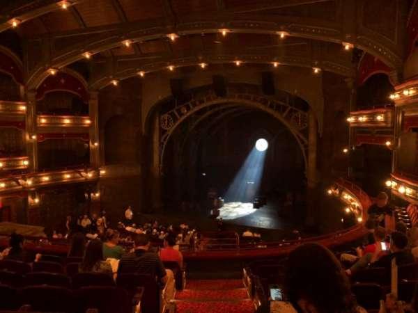 Lyric Theatre, Abschnitt: DRESSR, Reihe: H, Platz: 6