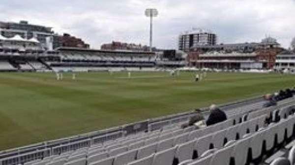 Lord's Cricket Ground, Abschnitt: Lower Tier, Reihe: 9, Platz: 194