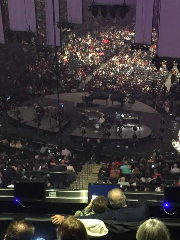 Madison Square Garden, Abschnitt: 218, Reihe: BS6, Platz: 22