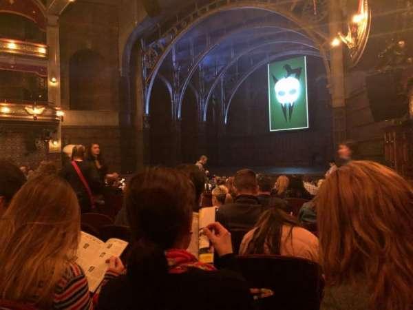 Lyric Theatre, Abschnitt: Orchestra R, Reihe: O, Platz: 34