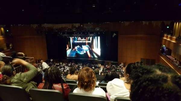 The Theater at MGM National Harbor, Abschnitt: 302, Reihe: L, Platz: 14