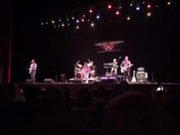 Akron Civic Theater, Bereich: Orch-3, Reihe: E, Platz: 11