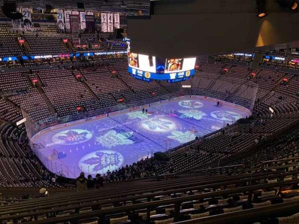 Scotiabank Arena, Abschnitt: 324, Reihe: 17, Platz: 8
