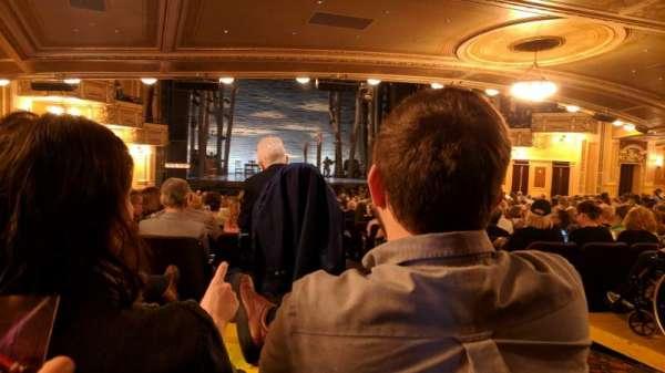 Hippodrome Theatre, Abschnitt: LORCLV, Reihe: CC, Platz: 1