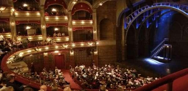 Lyric Theatre, Abschnitt: Dress Circle, Reihe: Box C, Platz: Seat 4 (2,3,4)