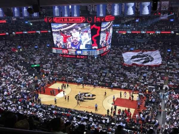 Scotiabank Arena, Abschnitt: 319, Reihe: 14, Platz: 34