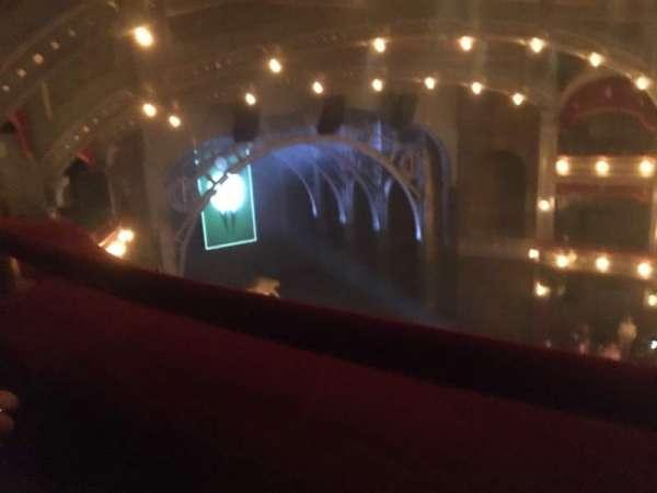 Lyric Theatre, Abschnitt: Balcony L, Reihe: A, Platz: 25