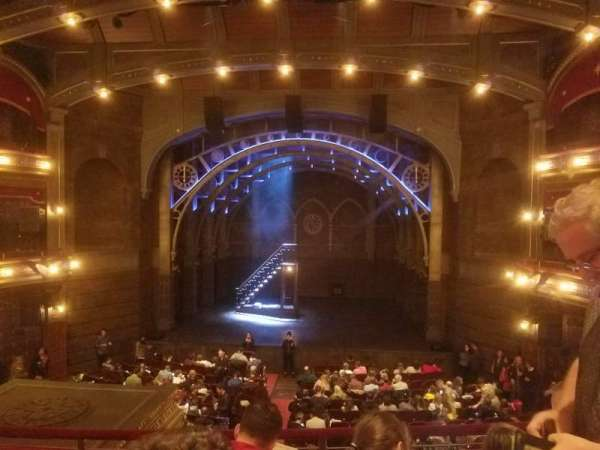 Lyric Theatre, Abschnitt: Dress Circle C, Reihe: C, Platz: 115