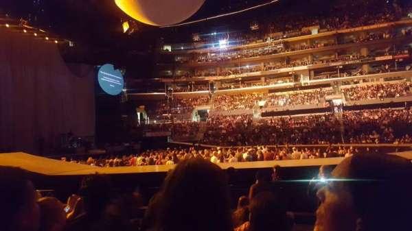 Staples Center, Abschnitt: 112, Reihe: 7, Platz: 2