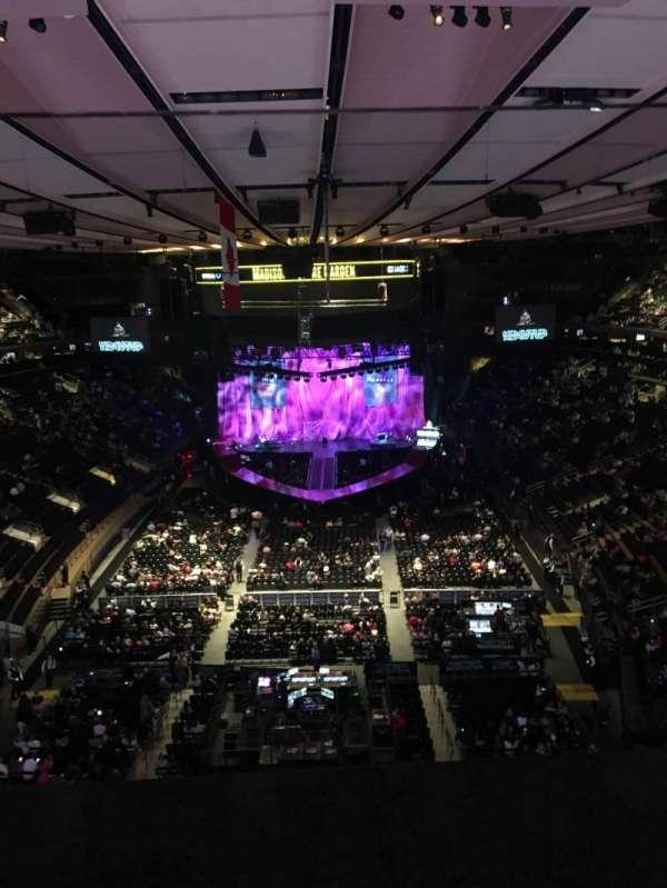 Madison Square Garden, Abschnitt: 305, Reihe: 1, Platz: 10