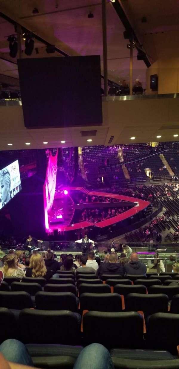 Madison Square Garden, Abschnitt: 222, Reihe: 20, Platz: 19
