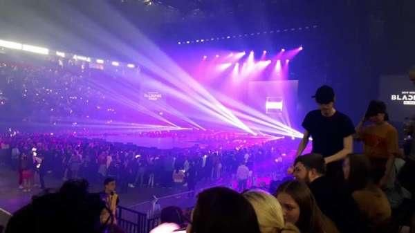 Manchester Arena, Abschnitt: 113, Reihe: H, Platz: 22