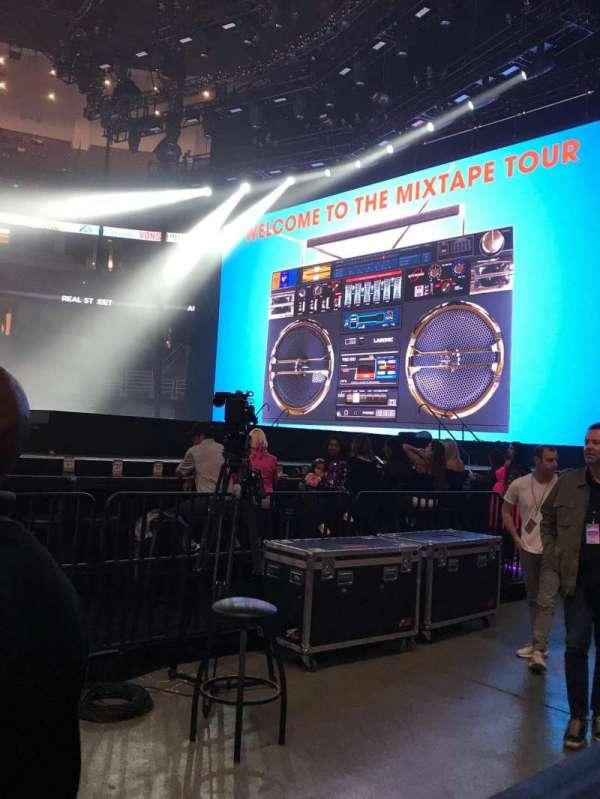 Honda Center, Abschnitt: 222, Reihe: A, Platz: 11