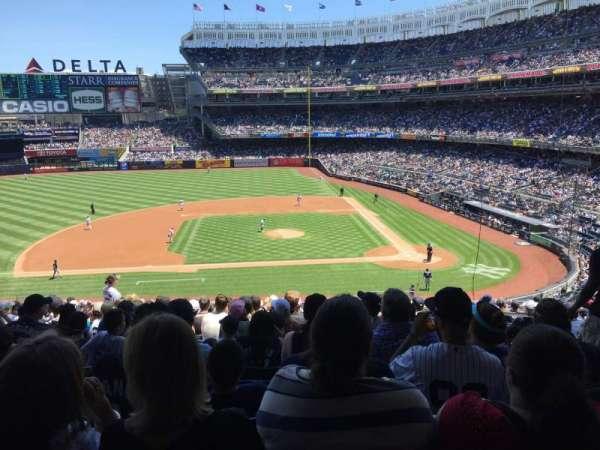 Yankee Stadium, Abschnitt: 224, Reihe: 18, Platz: 4